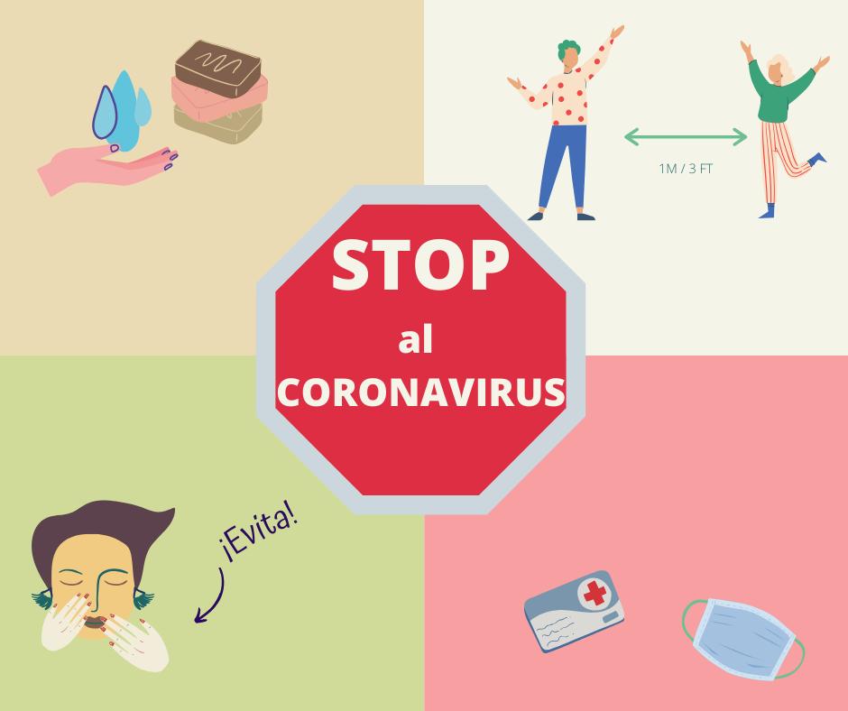 ¿Cómo protegerse ante el coronavirus?